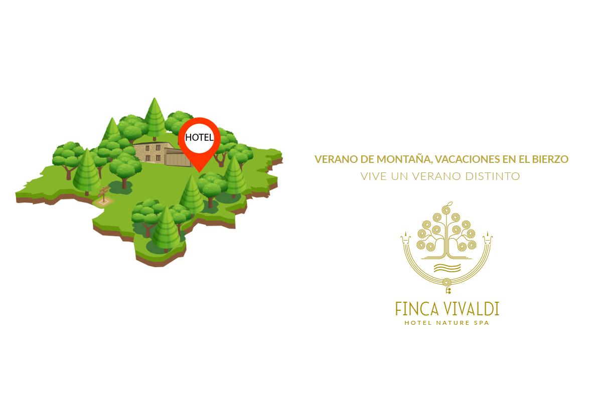 VACACIONES EN EL BIERZO - HOTEL FINCA VIVALDI